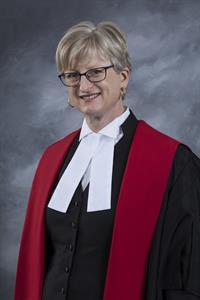 Justice Alice Woolley