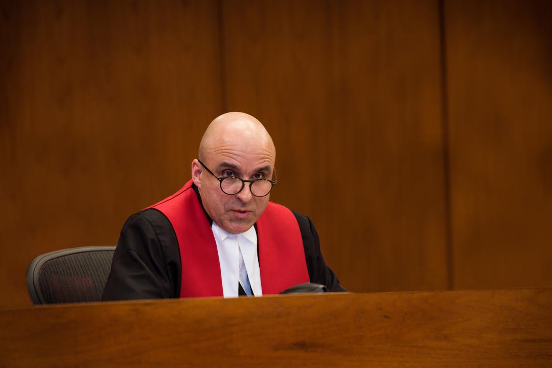 Justice Mandziuk